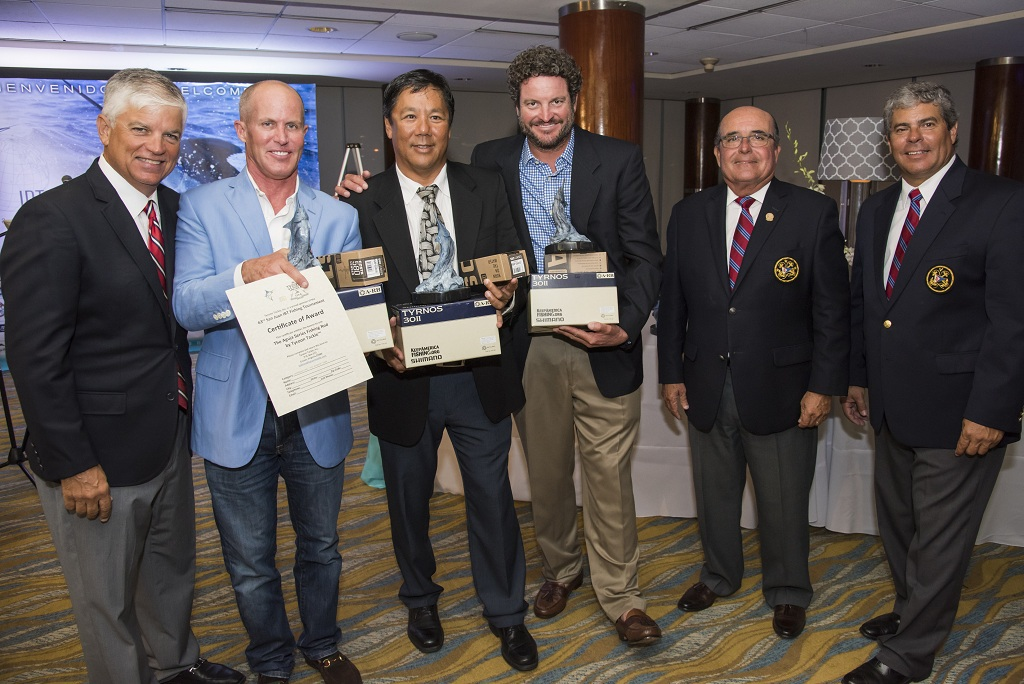 The CNSJ 63rdIBT, 63rd International Billfish Tournament, runs from September 12 - 18, 2016. End of tournament awards presentation banquet.